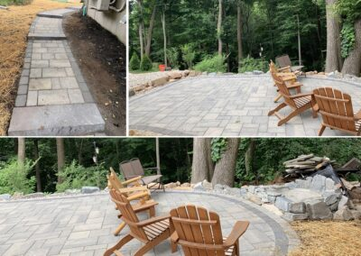 Patio & Walkway Design & Build in Southington, CT