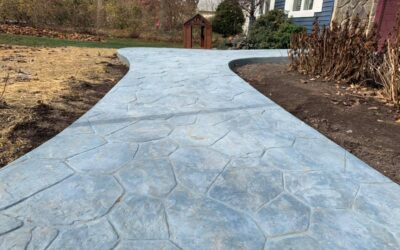 Newington, CT | Stamped Concrete Patio Contractor | Patio & Walkway Construction | Stamped Concrete Near Me
