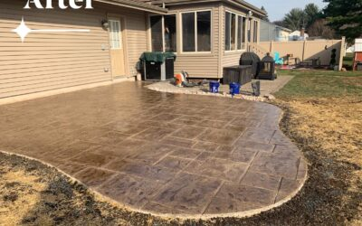 Berlin, CT | Stamped Concrete Patios & Walkways | Retaining Walls | Decorative Concrete Contractor Near Me